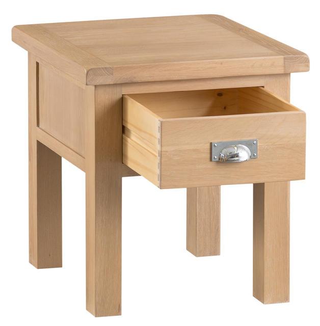 Milan Lamp Table