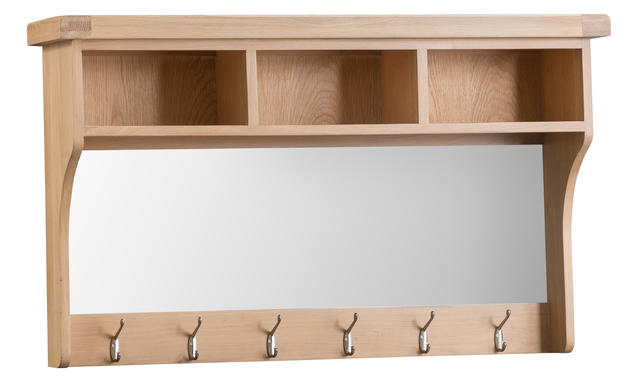 Milan Half Shelf Unit