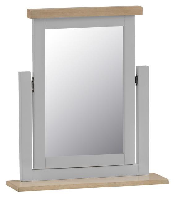 Verona Grey Vanity Mirror