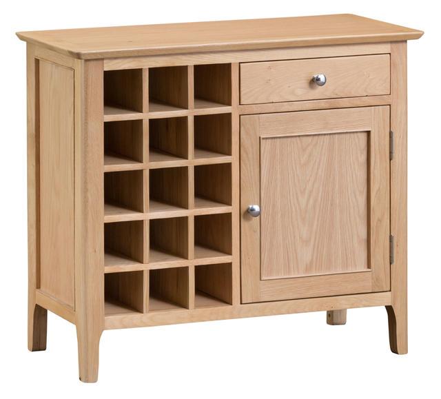 Amalfi Wine Cabinet