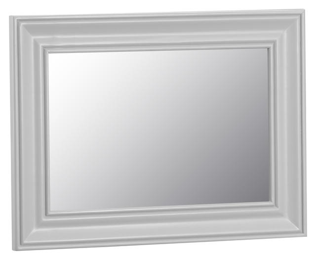 Verona Grey Small Wall Mirror
