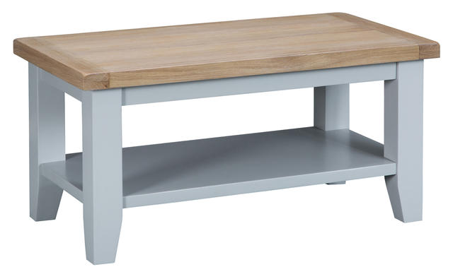 Verona Grey Small Coffee Table