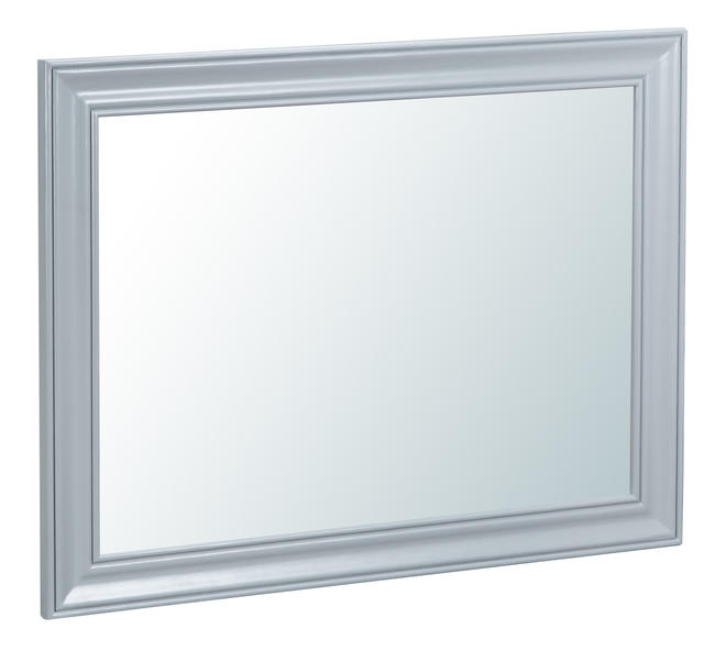 Verona Grey Large Wall Mirror