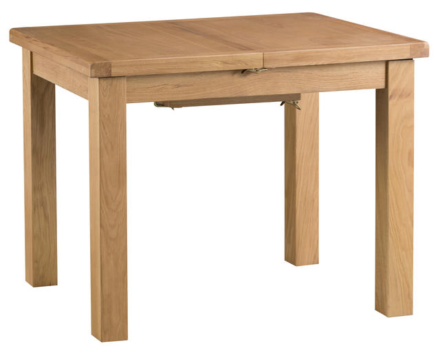 Roma 1 mtr Butterfly Extending Table