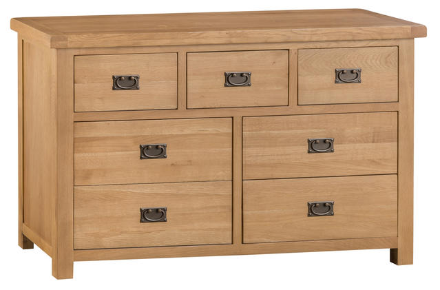 Roma 3 Over 4 Chest of Drawers