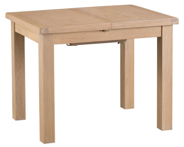 Milan 1 mtr Butterfly Extending Table