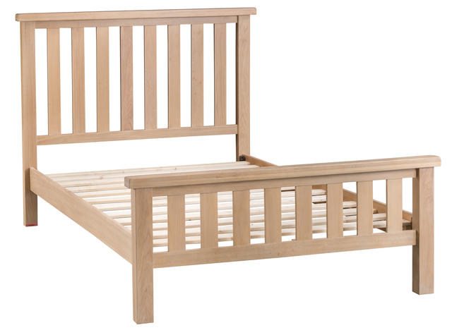 Milan 5' Bed Frame