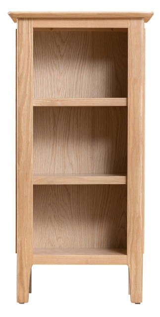 Amalfi Small Narrow Bookcase
