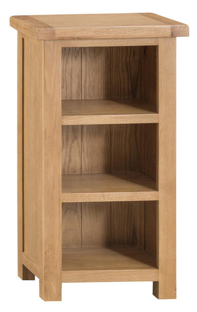 Roma Small Narrow Bookcase