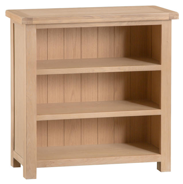Milan Small Wide Bookcase