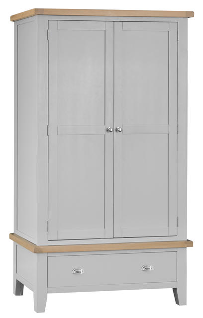 Verona Grey Gents Wardrobe