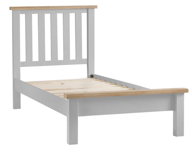 Verona Grey 3' Bed Frame