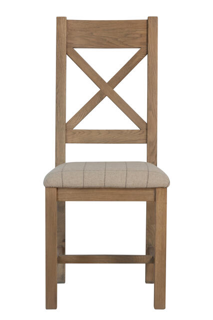 Sorrento Cross Back Dining Chair