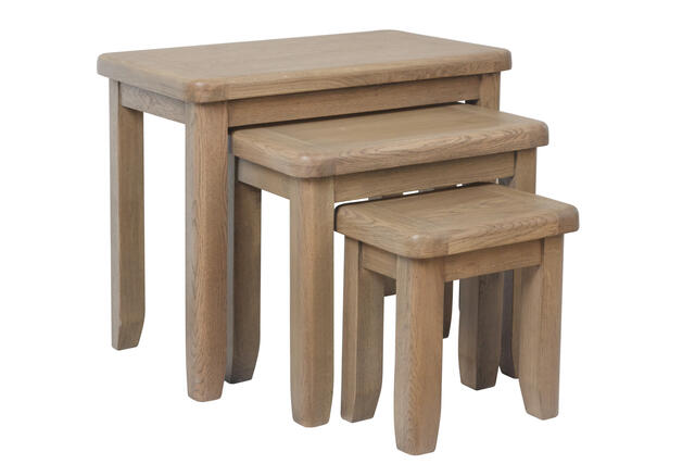 Sorrento Nest of 3 Tables