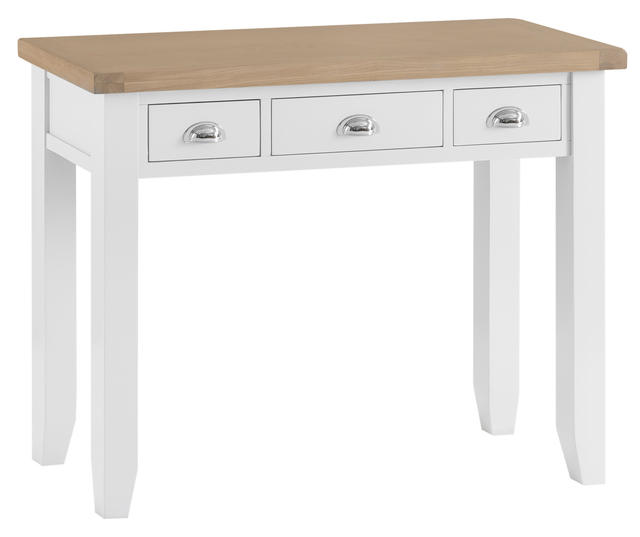 Verona White Dressing Table