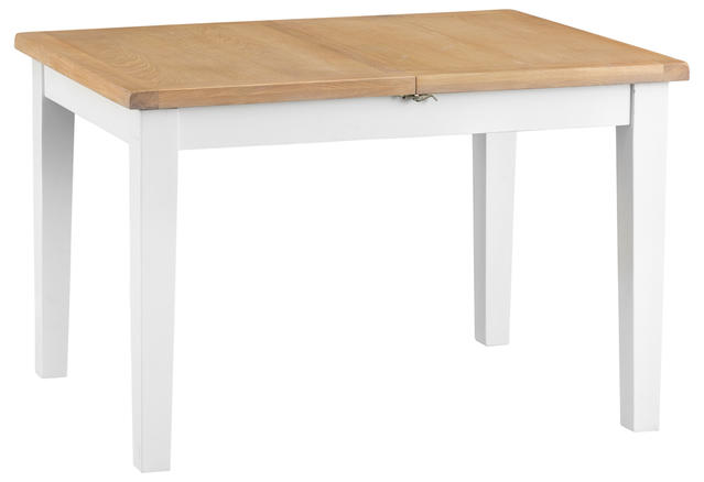 Verona White 1.2 mtr Butterfly Table