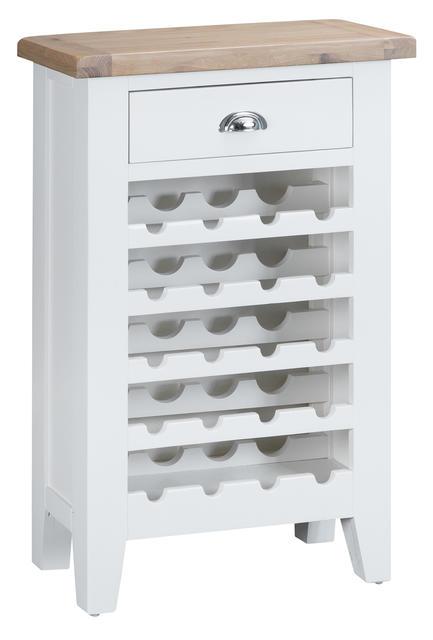 Verona White Wine Cabinet